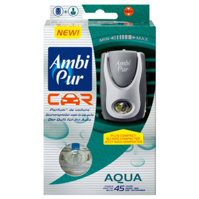 ambi pur car how to use