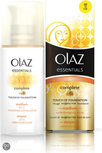Olaz Complete Touch Of Foundation Medium 50 Ml Ol4632