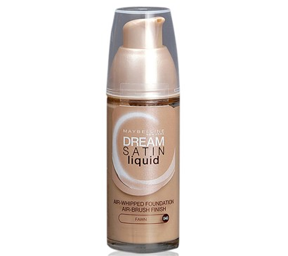 how to make liquid foundation lighter