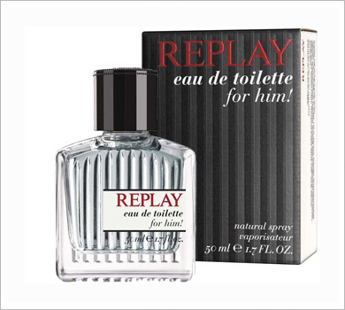 replay - replay for him edt 50ml 27.00